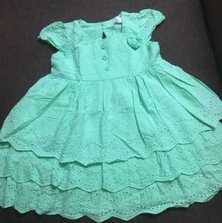 Preloved Pumpkin Patch Dress