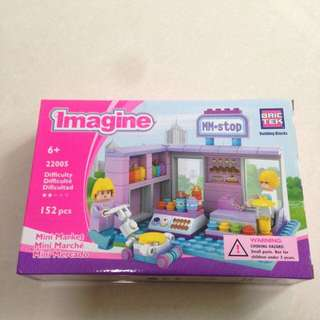 Imagine LEGO shop