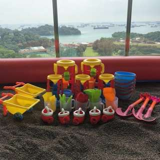 Cassia seed pool party rental - Special introductory offer!!