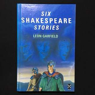 UPDATED PRICE - Six Shakespeare Stories