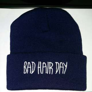 Bad Hair Day Beanie 冷帽