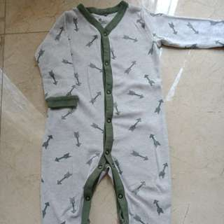 Next sleepsuit 6-9 months