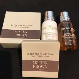 Molton Brown Shower Set