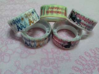 [ Ready Stock ] Cutee Tape