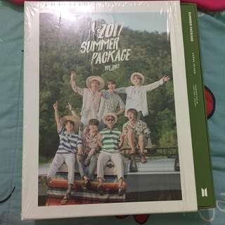 [WTS] BTS SUMMER PACKAGE 2017