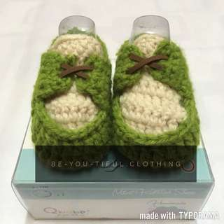 Mini Knitted Shoes