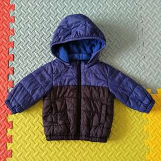 Uniqlo baby Winter jacket size 80