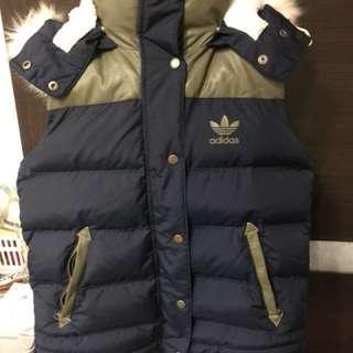 Adidas 羽絨背心