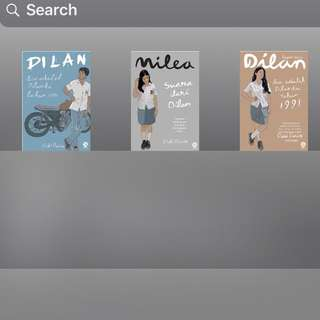 Dilan ebook
