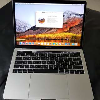 "Touch Bar macbook pro retina 13"" 2016"