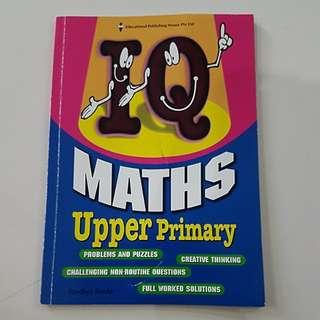IQ  Maths