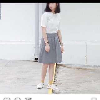 J Crew skirt (Grey)