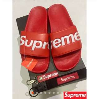 🍁Supreme Slippers
