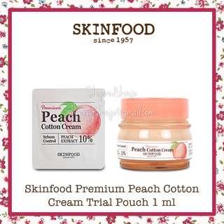 Skinfood Peach Cotton Cream 1 ml