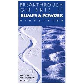 Breakthrough on Skis II: Bumps & Powder Simplified DVD