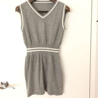 Grey tunic/ dress