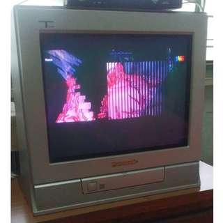 Panasonic 15-inch Colour TV