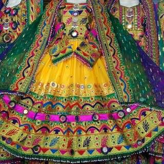 AFGHANI OR PATHANI DRESS INDIAN