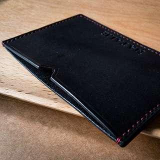 A|01 Handstitched Minimalist Cardholder
