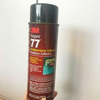 3M Multipurpose Adhesive Glue (Spray type)