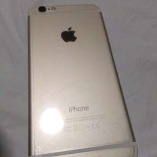 iPhone 6 16gb Gold Sale or Swap