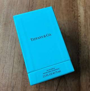 BN Tiffany & Co. EDP blue box (75ml)