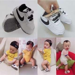 免運Nike嬰兒寶寶學步鞋(軟底