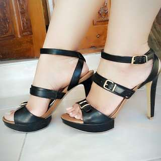Charles and Keith High Heels Sandals