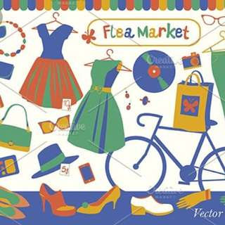 Home base flea market