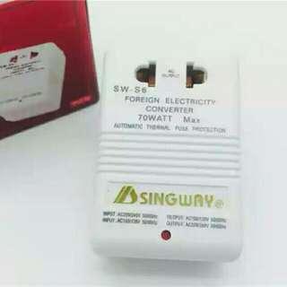 星威 SW-S6互轉交流電源變壓器/E-01