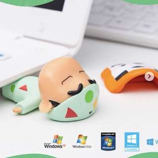 韓國直送蠟筆小新USB