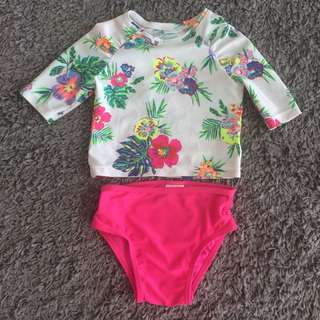 Old Navy Swimwear set