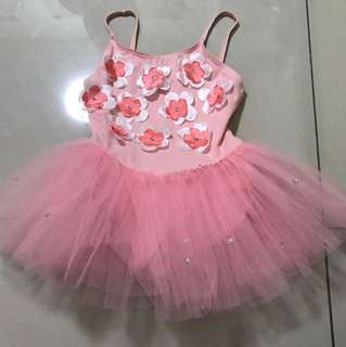 Ballet dress 4 years old