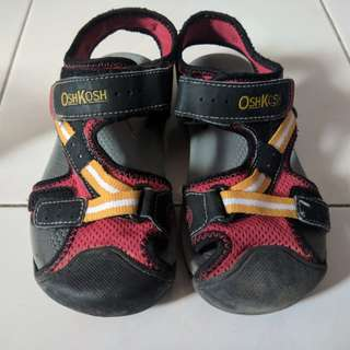 OshKosh B'gosh Kids Sandals (Size 11)