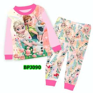 Frozen sister sleep wear set