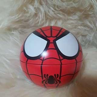 Spider man container