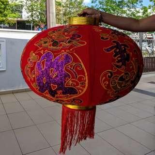 Chinese New Year Lantern set (2x 100cm)