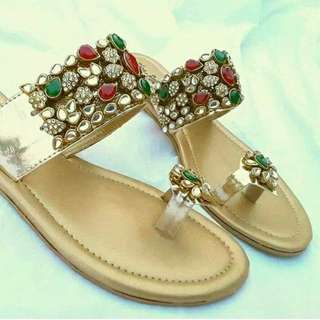 INDIAN AND PAKISTANI SHOES
