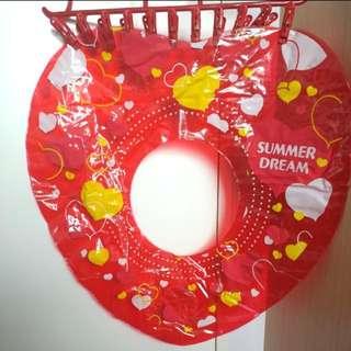 #Huat50Sale Baby Toddler Children Heart Swim Float 🇯🇵