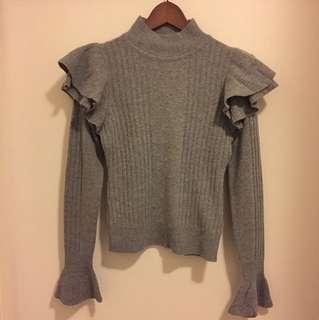 Karen Millen Wool Blend Sweater ☃️