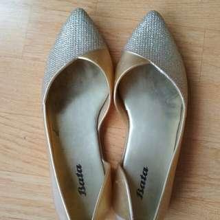 Jelly Flat Shoes Bata