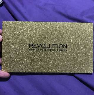 Makeup Revolution Life On The Dance Floor Eyeshadow Palette in VIP