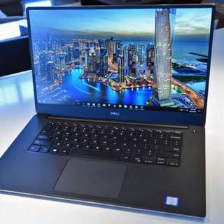 Dell XPS 15 9560 UHD4K 16GB ram SSD 512gb 頂級型號
