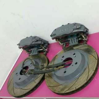 Honda stream vttr mini 6pot brake kit