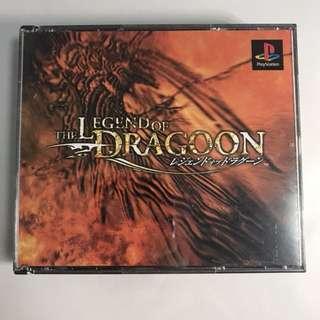 The Legend Of Dragoon PS1 (Jpn)
