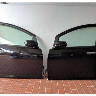 Toyota Wish 2008 Side Door