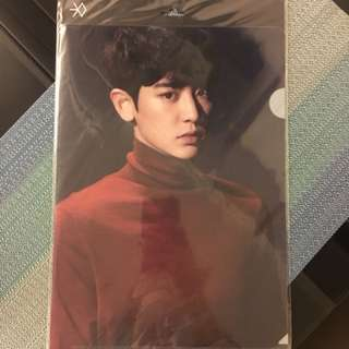 Exo Chanyeol Sing For You L-holder