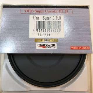 Marumi 77mm Super Circular PL.D