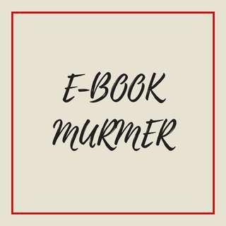 Novel dalam bentuk e-book