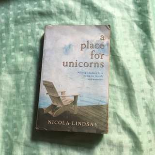 A Place for Unicorns by Nicola Lindsay